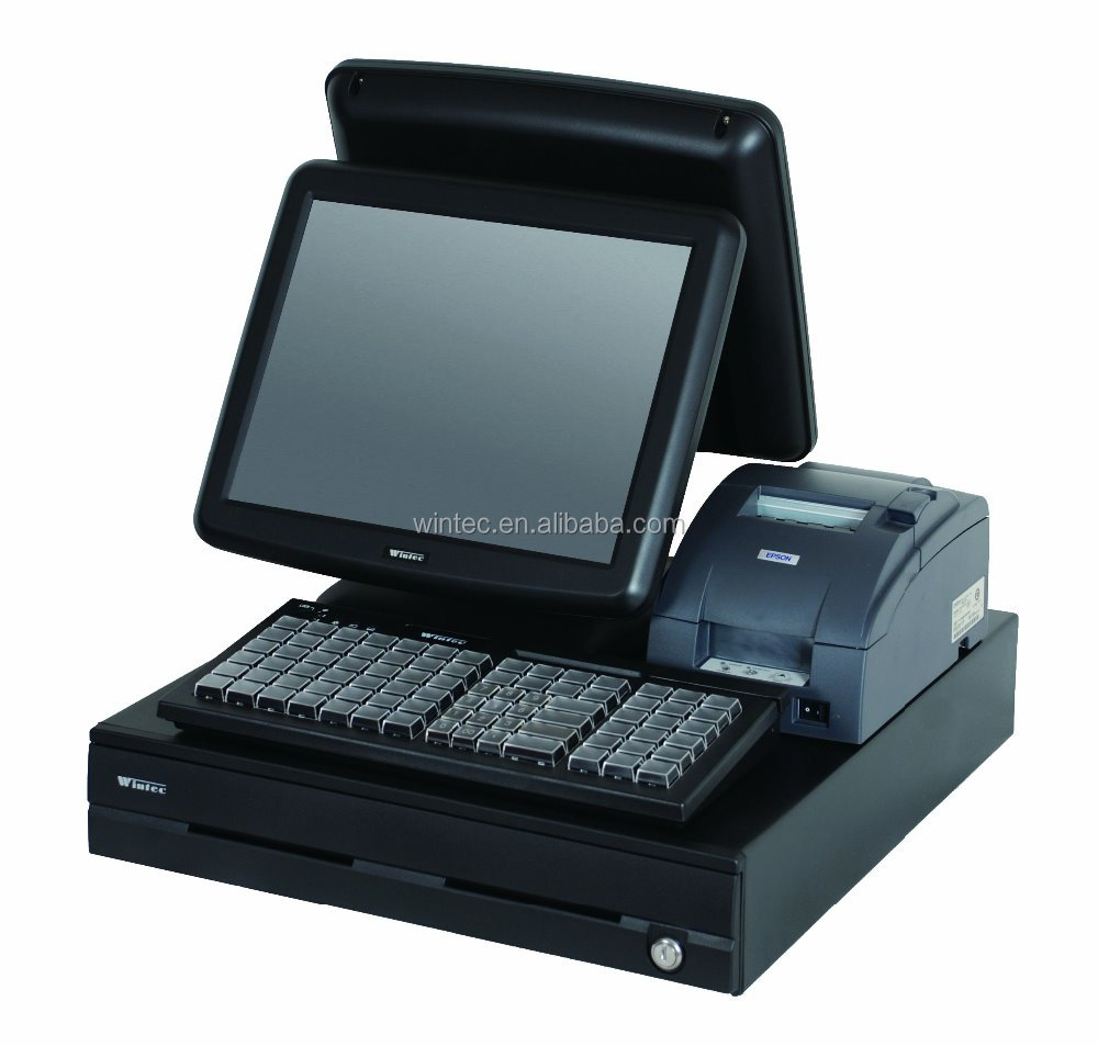 "Anypos534 15"" Touch Screen Fanless Hospitality POS System"