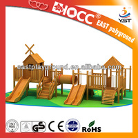 Best selling home show products miniature wood toys house