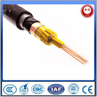 Pvc Insulated Control Cables For Telecommunication