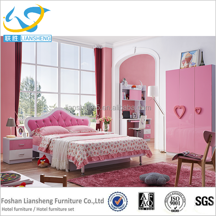 List Manufacturers of Kids Bedroom Set For Girls, Buy Kids Bedroom ...