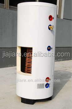 100l 1000l pressurized solar storage hot water tank with for Copper water tank