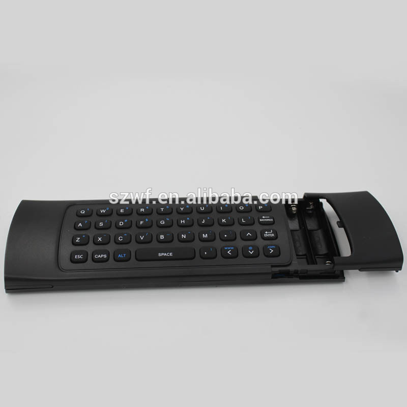 android apps developing best quality mx3 2.4g universal remote control with air mouse for x96 s905x android 6.0 tv box