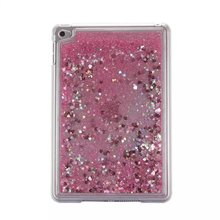 Hot Bling Dynamic Liquid Glitter Case Cover for iPad mini 4