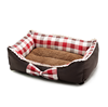 Softable Fresh Art Bowknot Lace Princess Funny Dog Bed