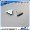 Precision Ground Triangle Carbide Milling Insert