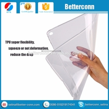 Wholesale Transparent Soft TPU Back Case Cover For iPad 2 3 4 5 6 Air Mini Pro Shockproof