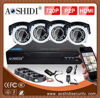 Wholesale Security CCTV DVR IR Camera System Made in China,hd DVR Security Camera System