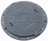 polyester resin fuel manhole cover polymer manhole cover with lock