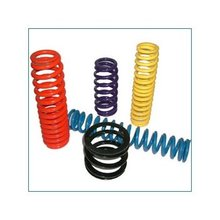 Motorcycle and sand beach car shock absorber spring