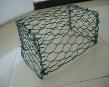 Good Quality Galvanized/PVC Coated Gabion Box Mesh(Factory)