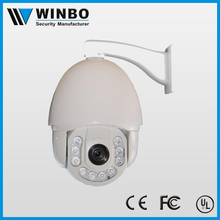 High speed dome 2.0 Megapixels 1080P IP camera cctv