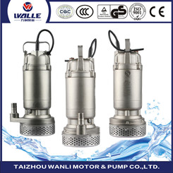 High Pressure High Head Deep Well Water Pump QJD Series