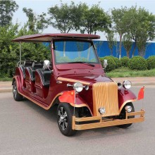 Sightseeing Classic Vintage Car/Classic electric tourist bus For Sale