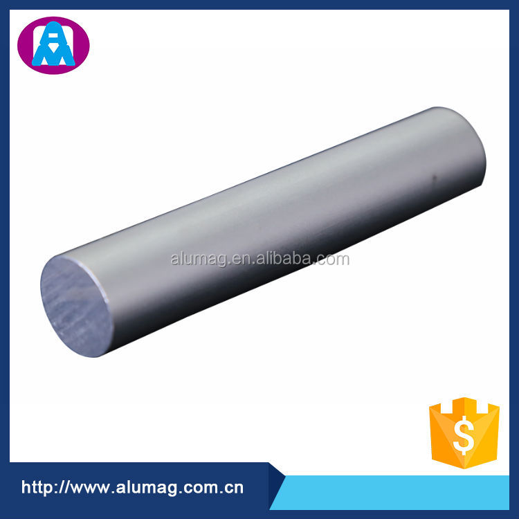 7075 aluminum extrusion bar/rod with Factory price