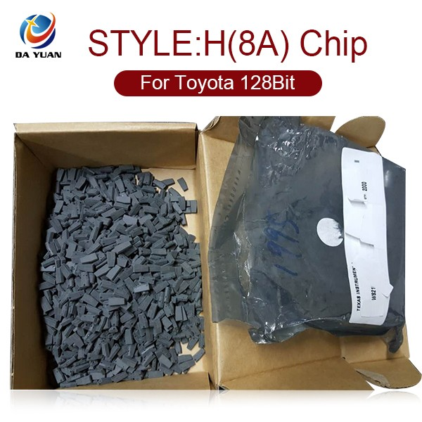 Car key chips For Toyota H Chip 128BIT [ DY120003 ]