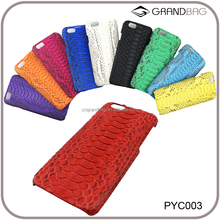 Snakeskin Case Cover Python Skin Hard Cover for Apple iPhone 6 &iPhone 6S