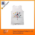 Wholesale Tank Tops Custom Cotton Material Softer