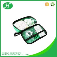 Hot sale first-Aid devices portable car emergency tool kit