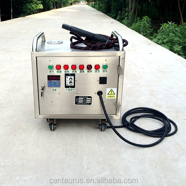 Hot selling universal mobile steam car wash machine with best price