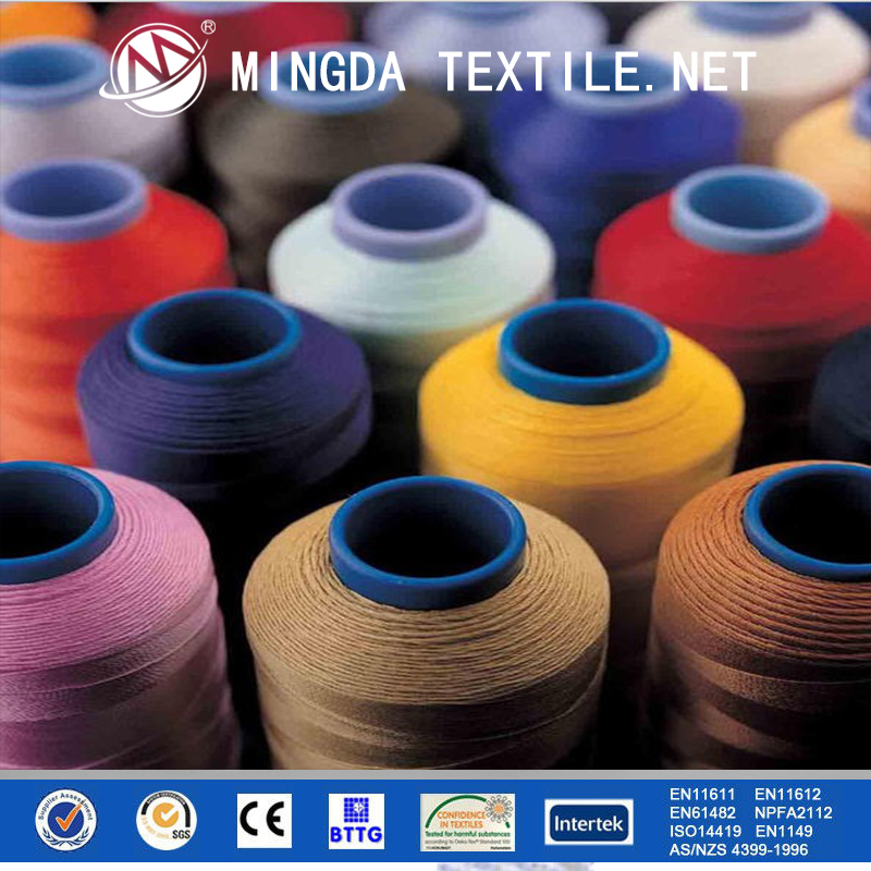 Factory Wholesale high strength flame retardant nomex yarn/ yarn for glove and knitting in china