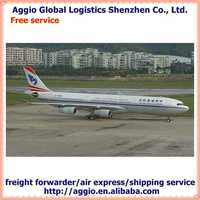 aggio free sample import from china to chennai