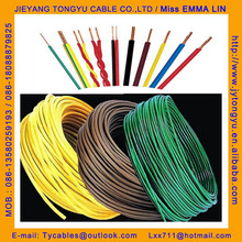 BV Cable Electrical Cable Wire Electrical Wires Electrical Wire