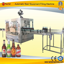 Glass Bottle Small Brewery Filling Machine Manufacturer