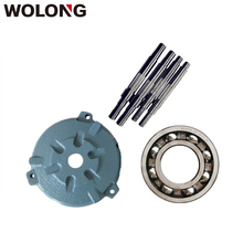 Wolong High Efficiency 3 phase ac induction spare parts motor