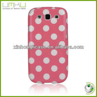 2013 New Design Phone Case,TPU Soft Mobile Phone Case for Samsung Galaxy S3