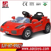 4CH Remote Control Electric children Drive Car fashion Plastic Kids ride on car HT-99821