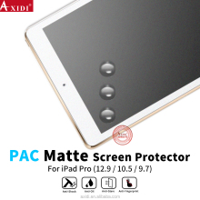 Anti bubble high definition screen guard for ipad pro 10.5''