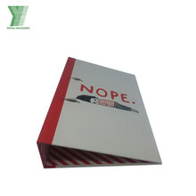 Alibaba Supplier china factory custom made cardboard a3/a4/a5 wholesale mini metal ring binder