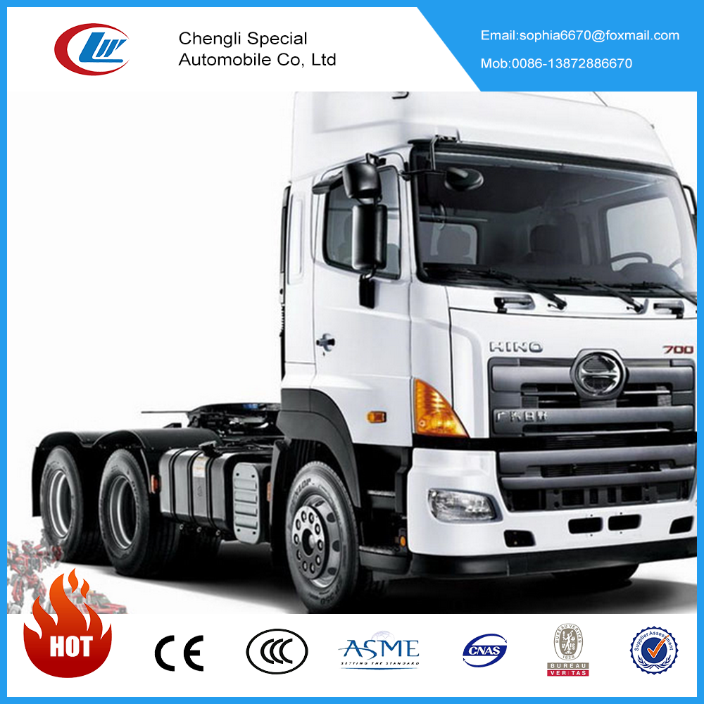 2016 Chinese SINOTRUK 455HP 6X4 Tractor Head Trucks for Sale