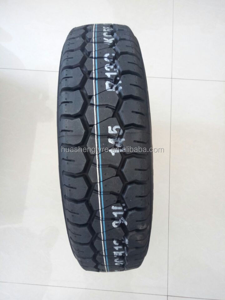 China factory Brand Greenway NEW Designed LTBR tires 145R13C 155R12C 155R13C 5.50R13 with high quality tbr