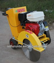 mobile gasoline concrete saw cutting machine, pavement cutter ,road cutter