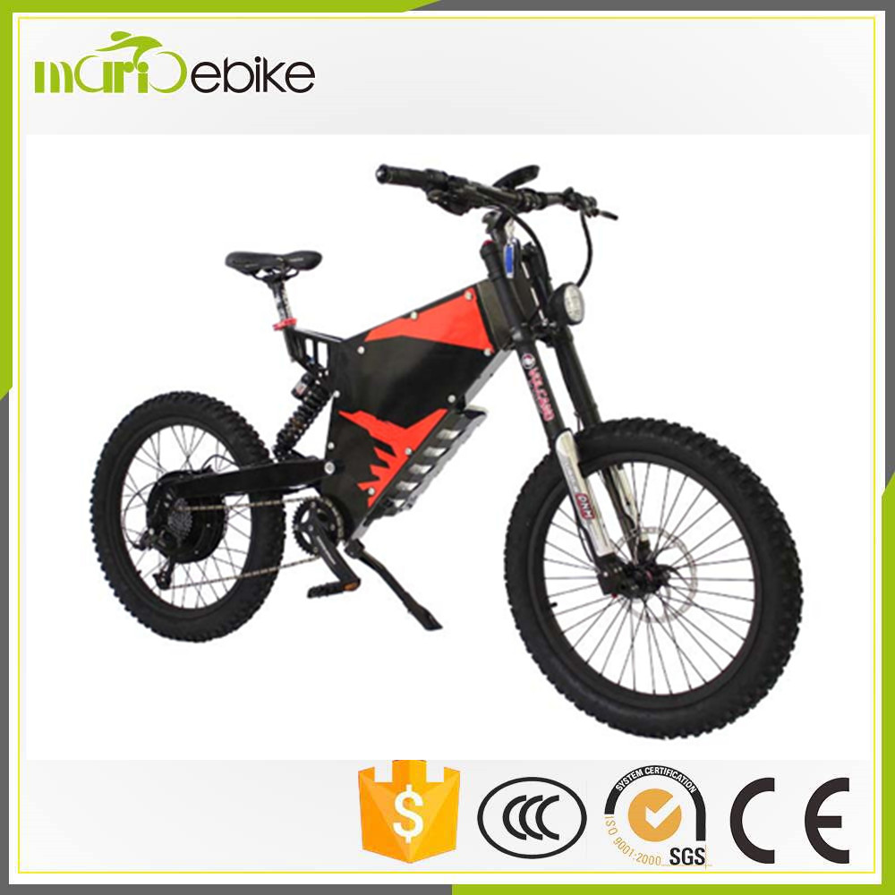 Fastest electric road bike super power bomber 3000w ebike