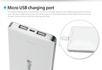 iFans 1500mAh External Battery Mini Power Bank for power bank for xiaomi