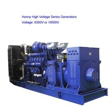 High Voltage Electric 6kV Generator set