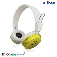 Stereo mp3 high quality headphones noise cancelling headset