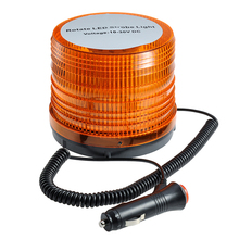 72 Leds Forklift Car Truck Bus Roof 18W Strobing Revolving Emergency yellow Beacon Warning Light