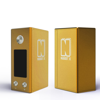 new ecigs and vapes product best box mod TC SS Artery Nugget box mod