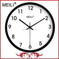 Wholesale Wall Clocks With Young Town Quartz Clock Movements