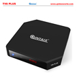 QINTEX New Released T9S PLUS Amlogic S905 TV BOX Android 5.1 Lollipop Quad-Core OTT TV BOX 2GB+16GB 4K Media Player