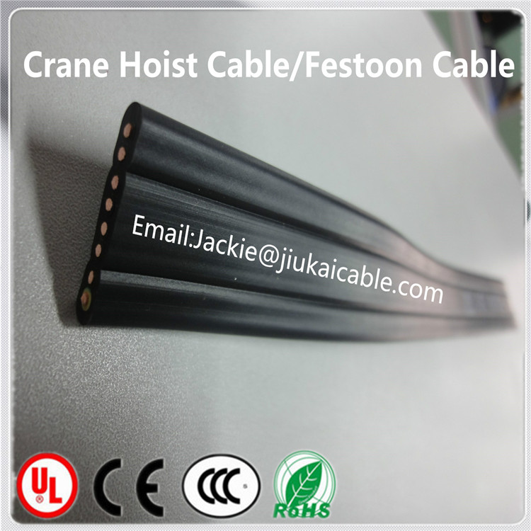China Manufacturer Crane Pendant Control Cable CE Approved