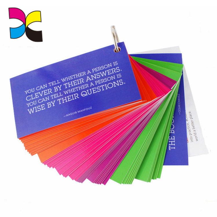 art paper promotional leaflets with siderophores