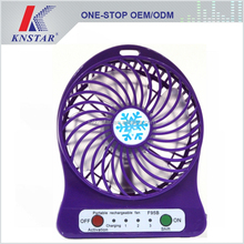 Good quality outdoor use mini USB port cooling fan