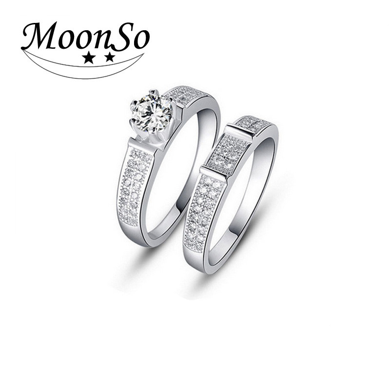 Wholesale high quality MOONSO gay wedding <strong>rings</strong> rubber finger <strong>rings</strong> gothic style <strong>rings</strong> KR1435S