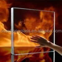 8-15mm safety 2 hour 3 hour Frameless Fire Rated Glass Door