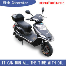 angel 49cc 4 stroke mini gas electric scooter with 150kg load