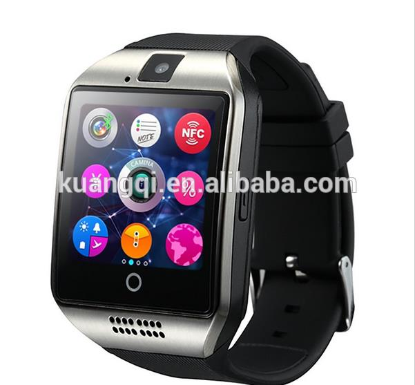 Professional watch cell phone 2016 new smart watch mobile phone watch camera